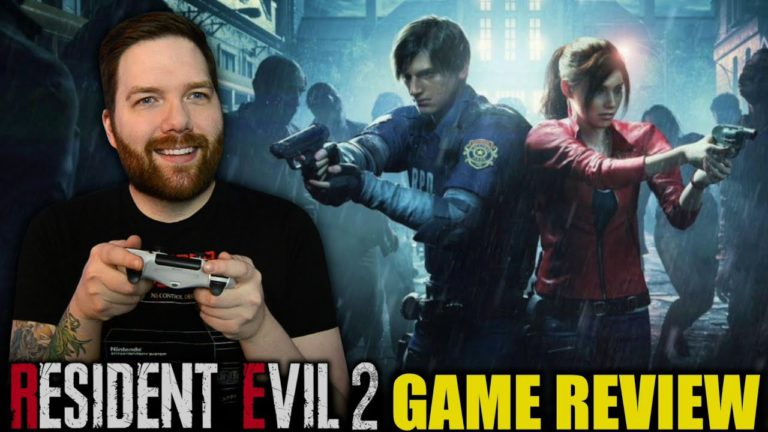 Resident Evil 2 – Game Review
